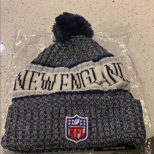 NFL New England Patriots Beanie Hat